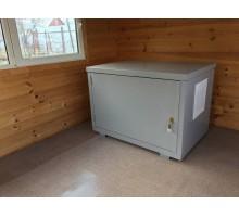 Миниконтейнер 1200x800x800 для установки дизельных или бензиновых генераторов от 2 до 6.5 кВт